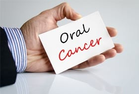 Oral Cancer card